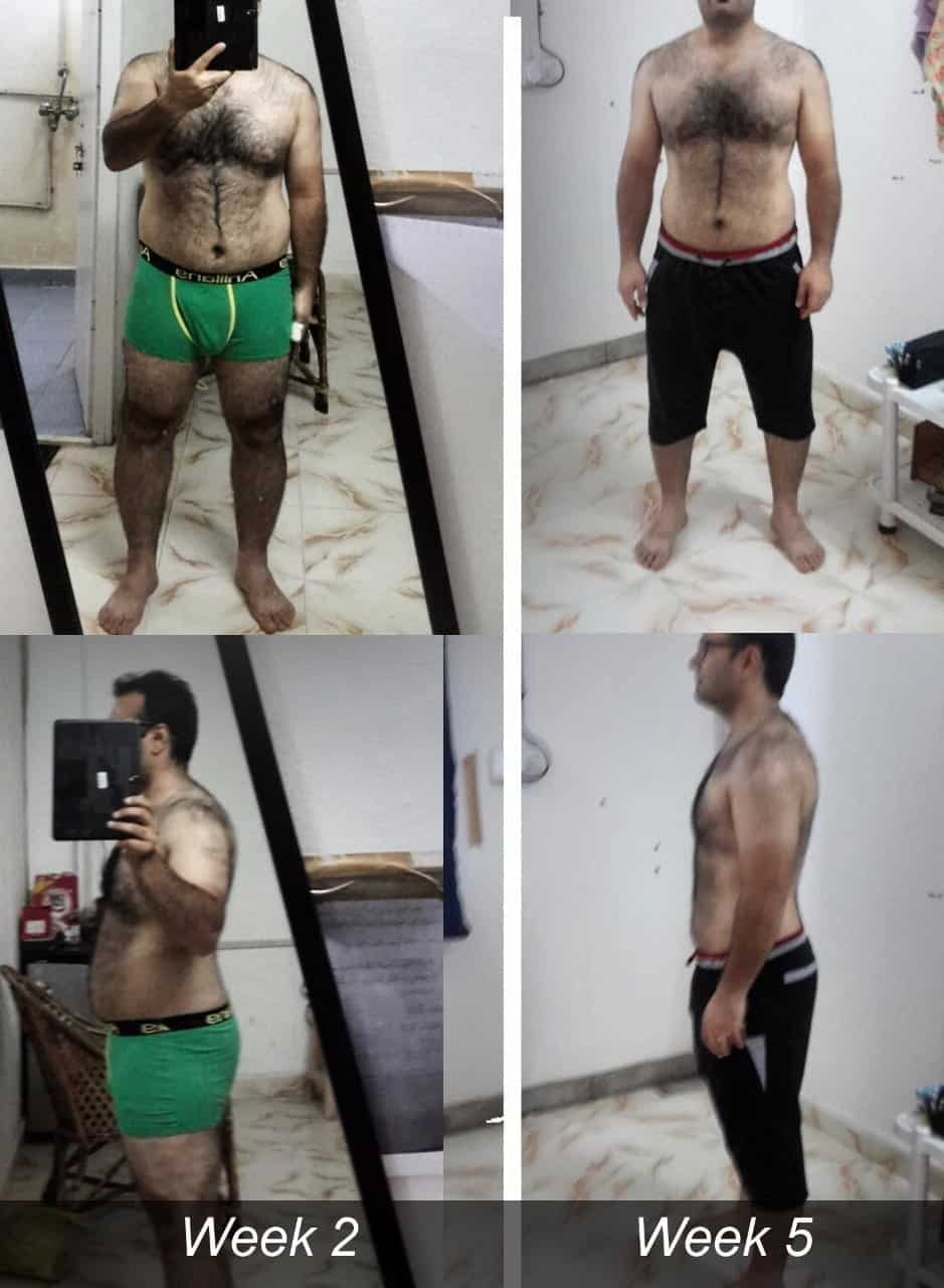 37 Crazy Before and After Weight Loss Body Fat Pictures (2019) 35