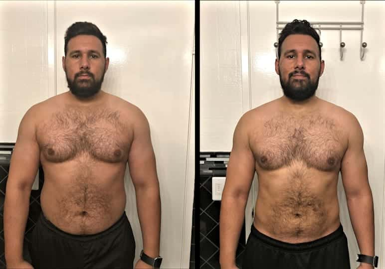 37 Crazy Before and After Weight Loss Body Fat Pictures (2019) 8