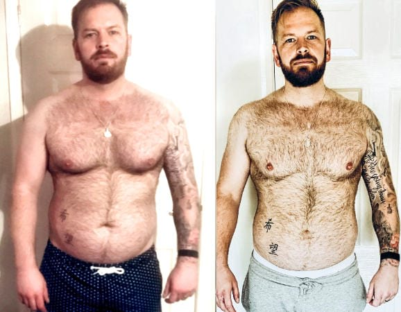 37 Crazy Before and After Weight Loss Body Fat Pictures (2019) 19