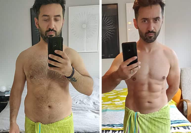37 Crazy Before and After Weight Loss Body Fat Pictures (2019) 24