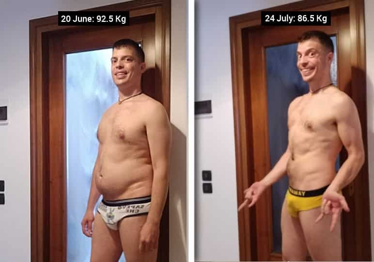 37 Crazy Before and After Weight Loss Body Fat Pictures (2019) 14