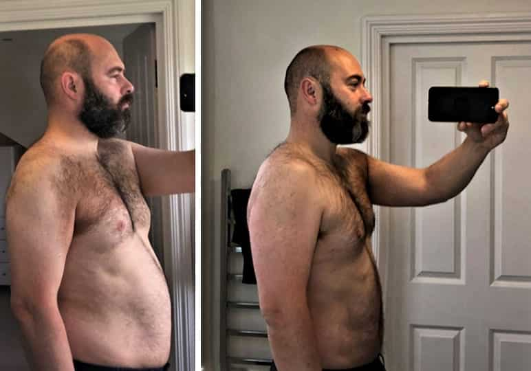 37 Crazy Before and After Weight Loss Body Fat Pictures (2019) 23