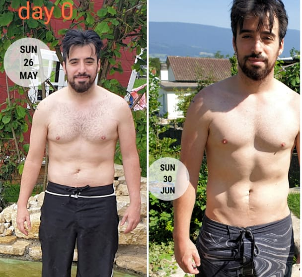 37 Crazy Before and After Weight Loss Body Fat Pictures (2019) 38