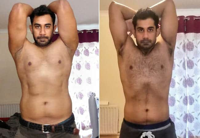 37 Crazy Before and After Weight Loss Body Fat Pictures (2019) 10